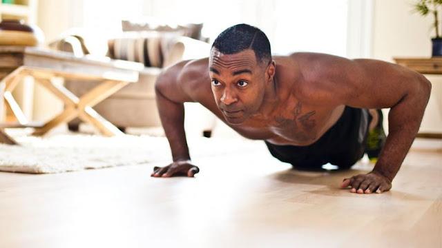 Pola Latihan Fitnes Untuk Pemula Menggunakan Latihan HIIT di Rumah