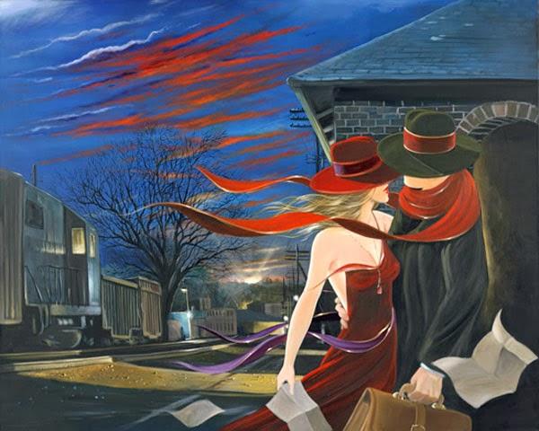Pinturas de Victor Ostrovsky