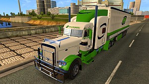 Kanbel Rig pack for Peterbilt 389