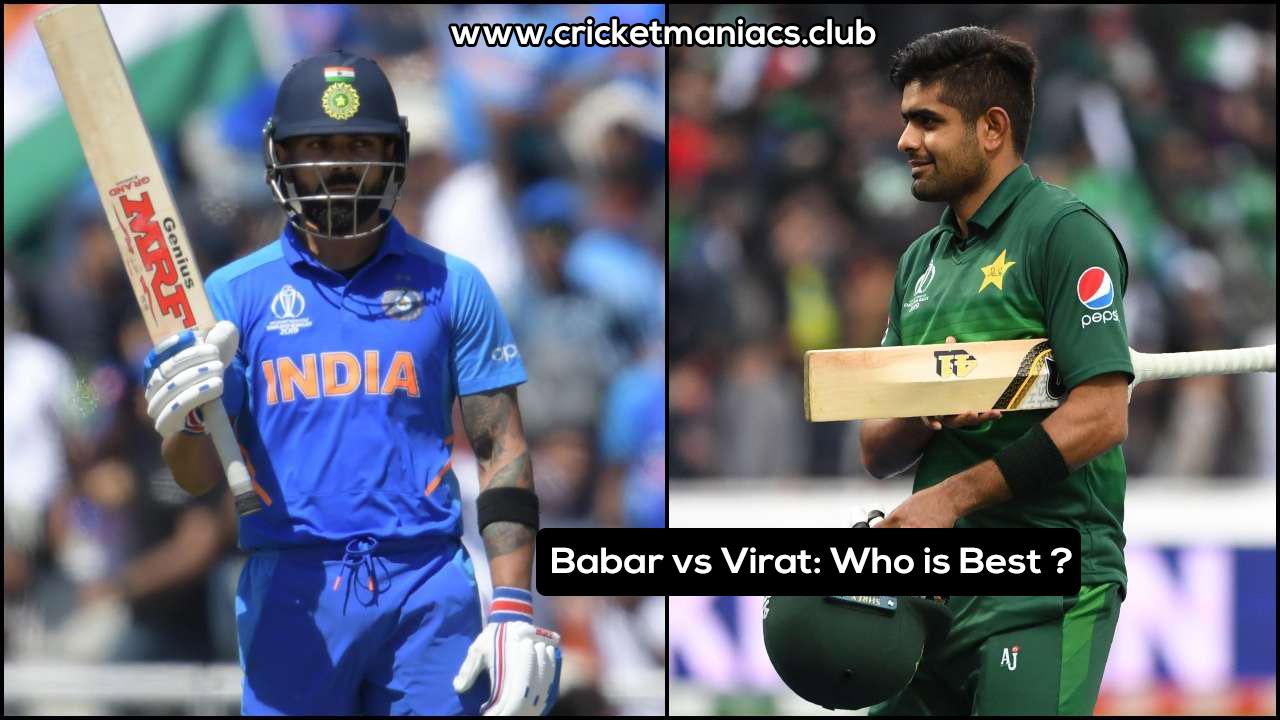 Babar Azam vs Virat Kohli: An Analysis on Who is the Best in T20 Cricket