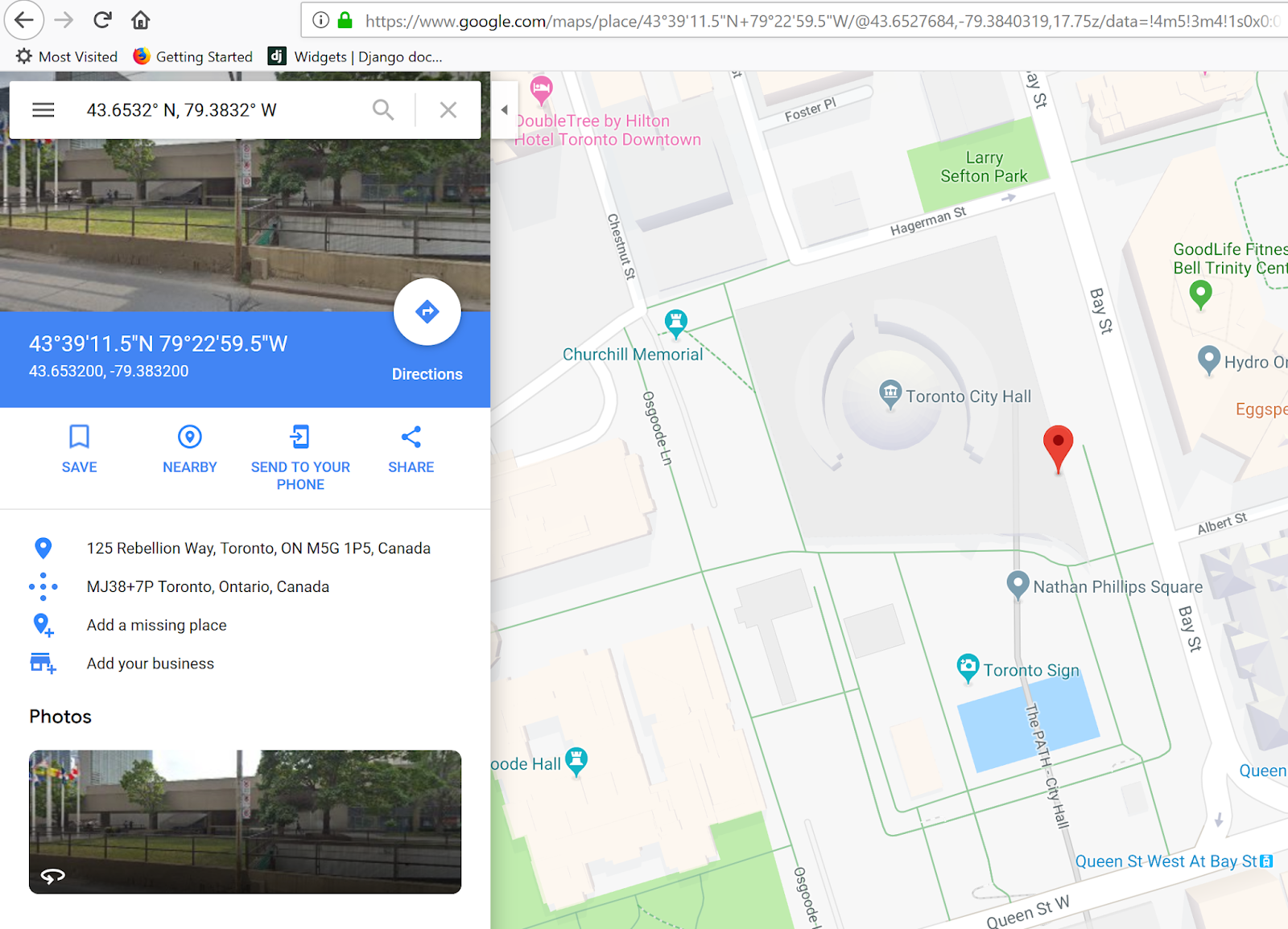 ISeeYou - Bash And Javascript Tool To Find The Exact Location Of The