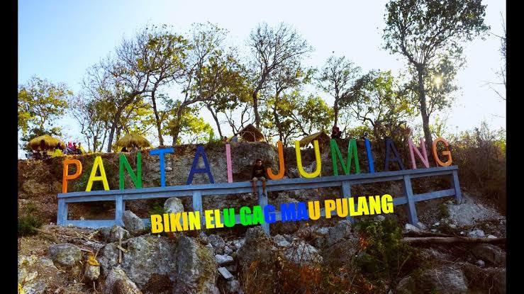 Pantai Jumiang Pademawu Pamekasan Madura