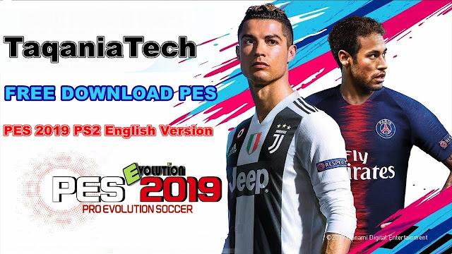 تحميل لعبة بيس 2019 بلايستيشن 2 انتقالات جديدة كاملة مع تحديث PES