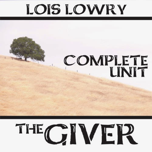 GIVER-Unit-Teaching-Package-by-Lois-Lowry