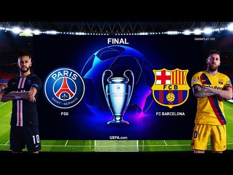 Prediksi Skor Barcelona Vs PSG 17 Januari 2021