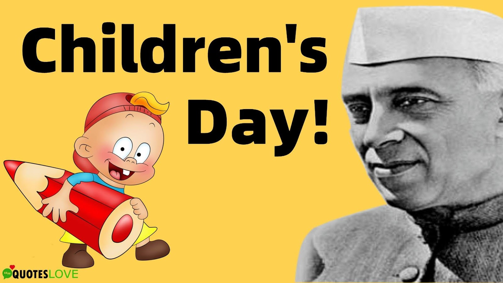 Children's Day Speech 2019