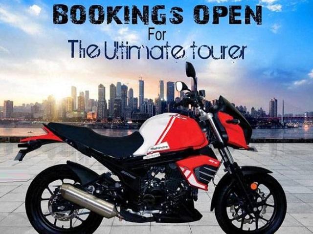 Booking starts for Mahindra Mojo 300 ABS BS6 Bike