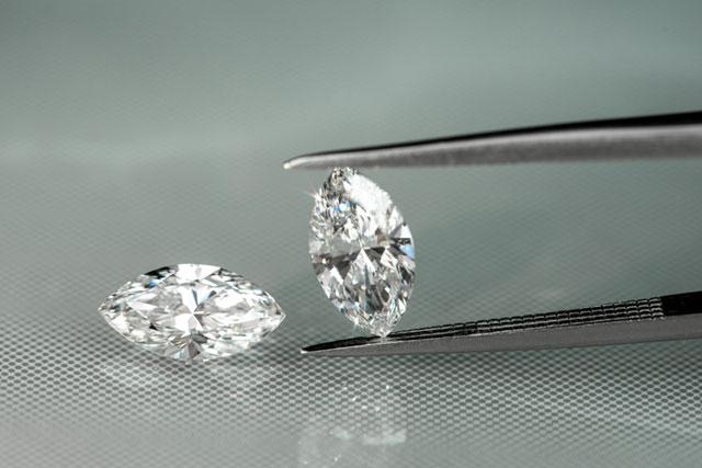 berlian ini terbuat dari tubuh manusia.