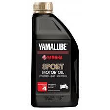 Review Oli Yamalube Sport 4T  10W – 40