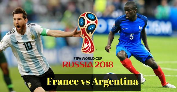 #WorldCup 2018: France vs Argentina: Team news, injuries, possible line-ups