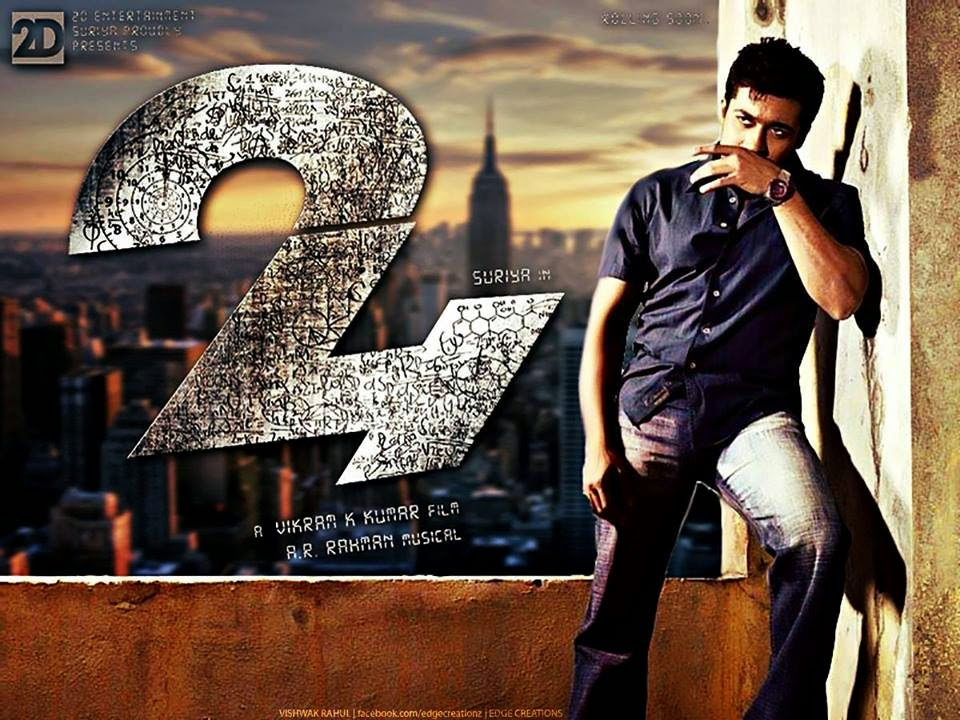 All About Surya Only About Surya 24 The Movie: SURYA Vikram 24Movie FirstLook Images Photos Gallery In HD