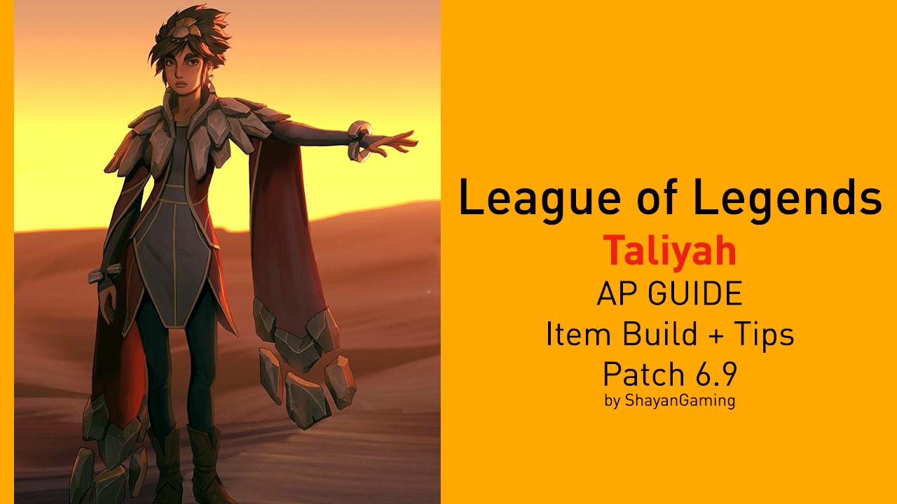 league of legends item guide 2016