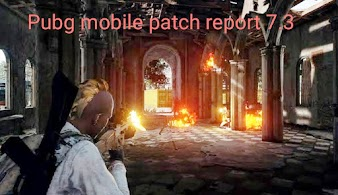 Pubg patch report-7.3