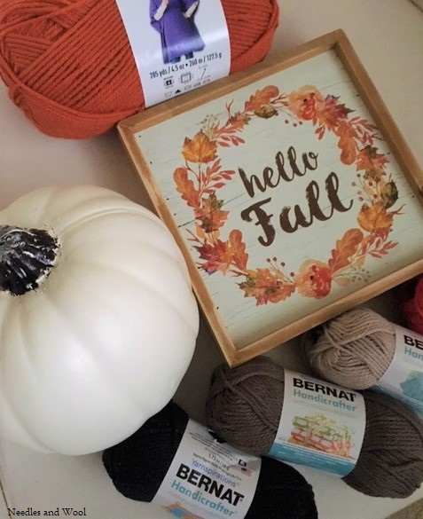 Needles And Wool Michaels Fall Yarn And Decor Haul