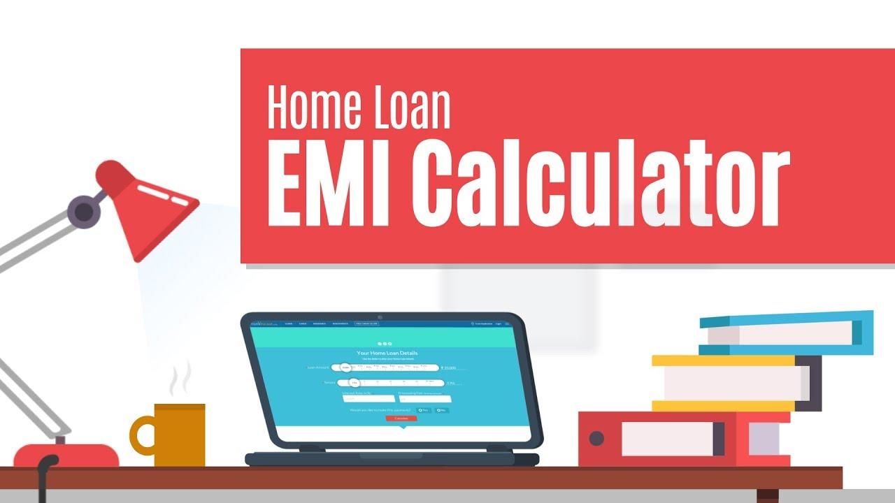 Home Loan EMI Calculator - Loanfasttrack