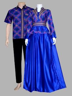 model baju batik sarimbit anak muda