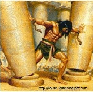 Ternyata Samson Adalah Seorang Nabi ???