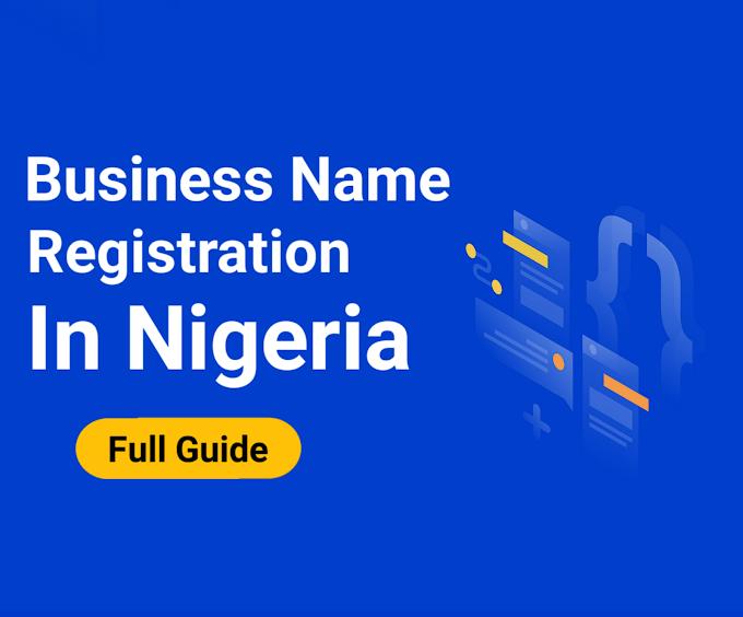 Business Name Registration In Nigeria [Full Guide]