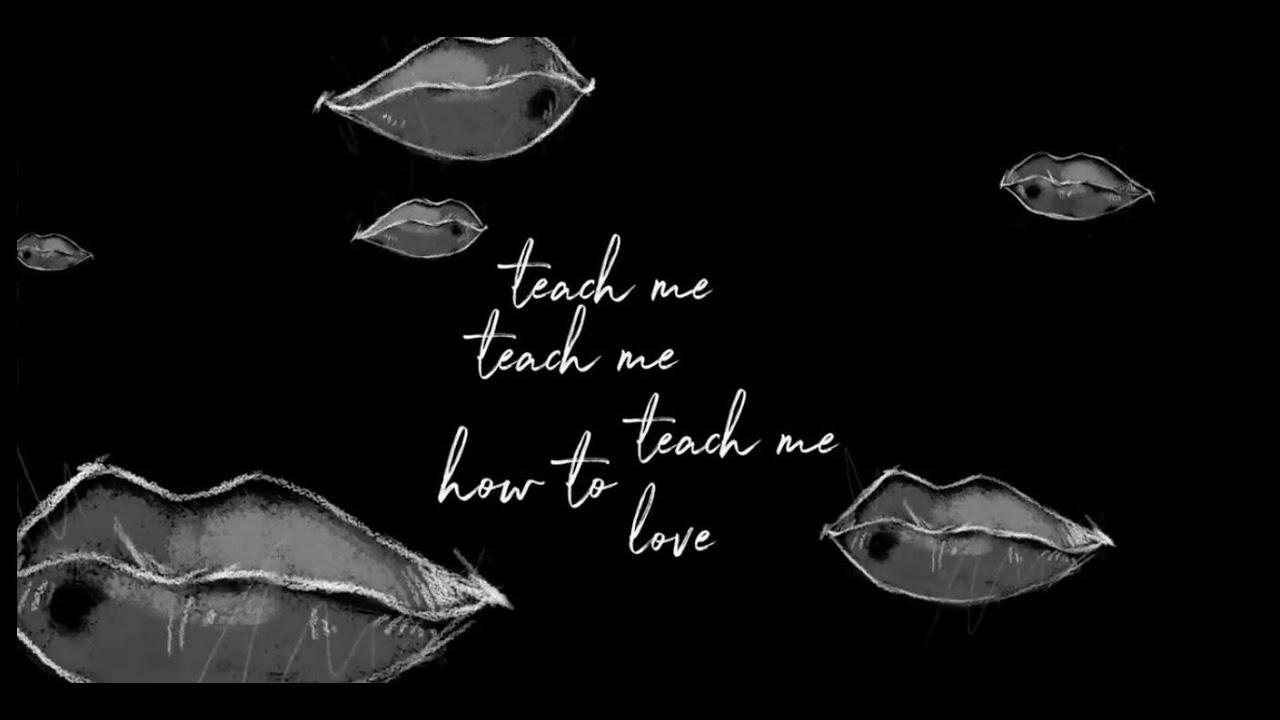 Teach Me How To Love Lyrics Shawn Mendes   Wonder   English Music Lyrics