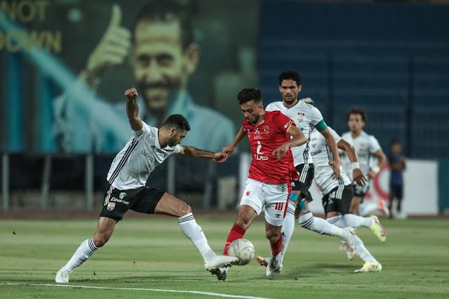 اهداف مباراة الاهلي والجونة (3-3) الدوري المصري