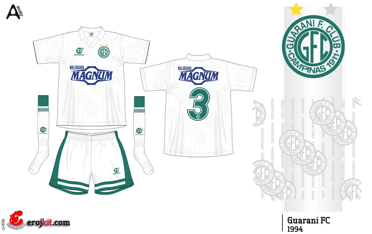 02ed31d74 Camisa do Guarani