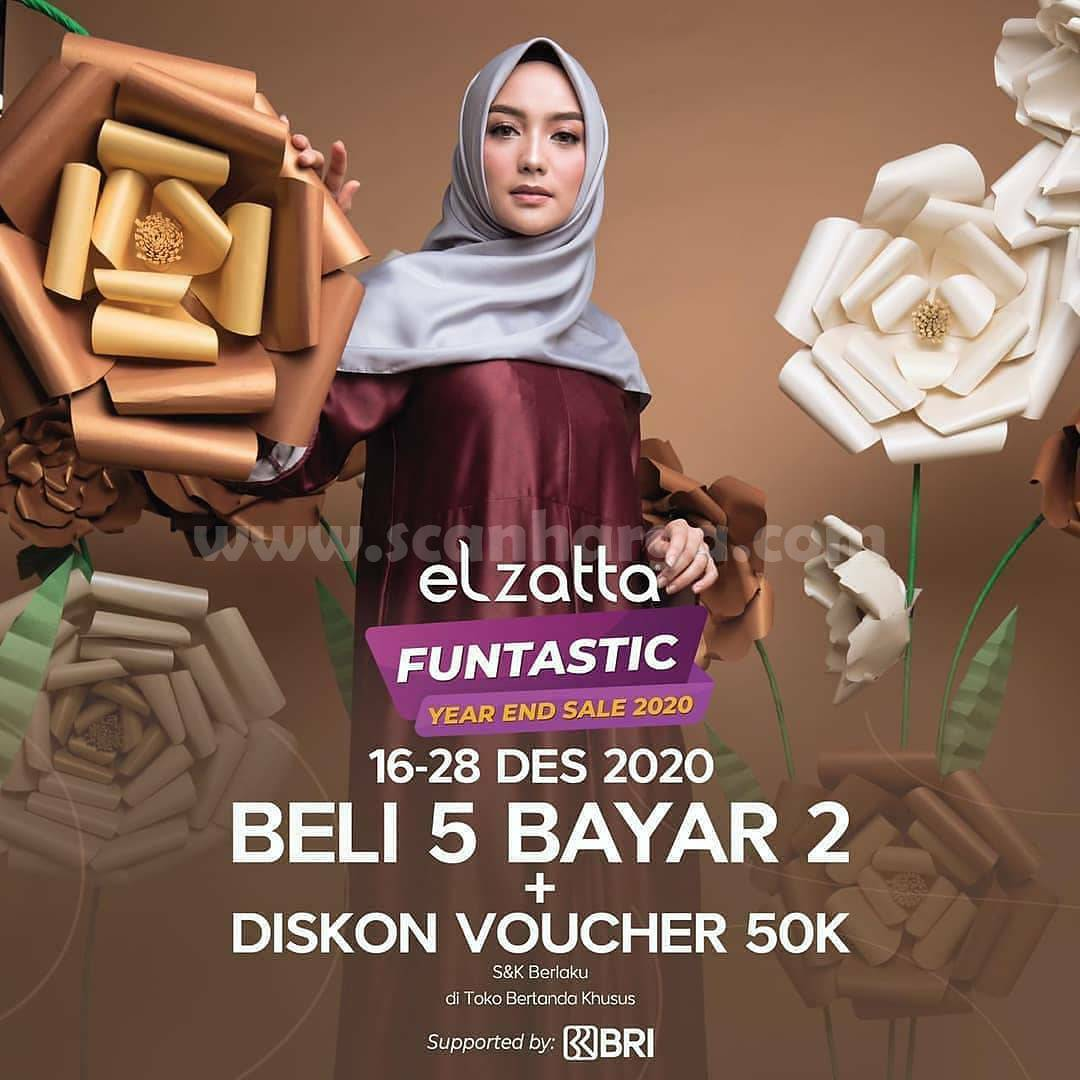 ELZATTA Promo FUNTASTIC YEAR END SALE!