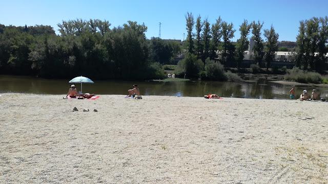 Praia Fluvial do Mirante