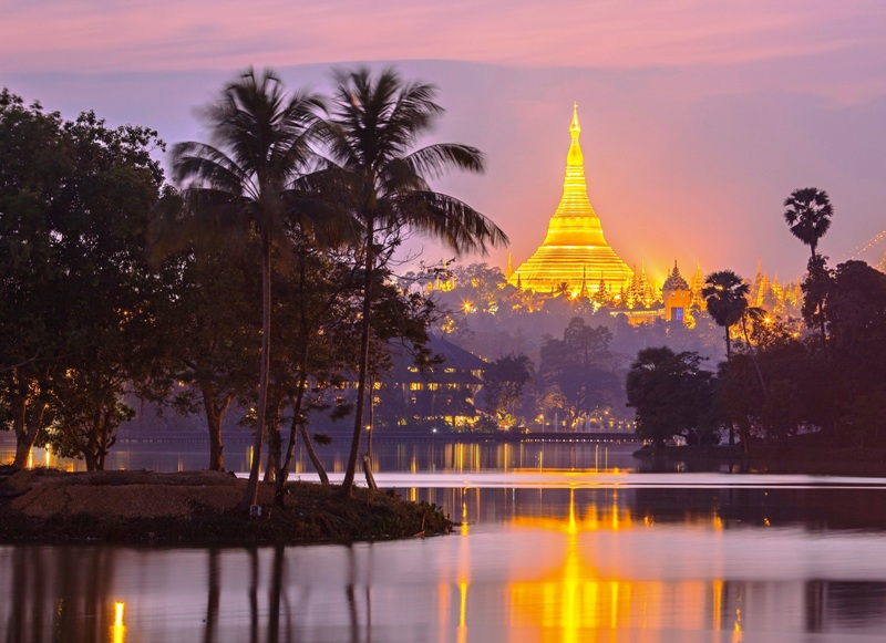 coral expedition cruise yangon myanmar shwedagon pagoda review
