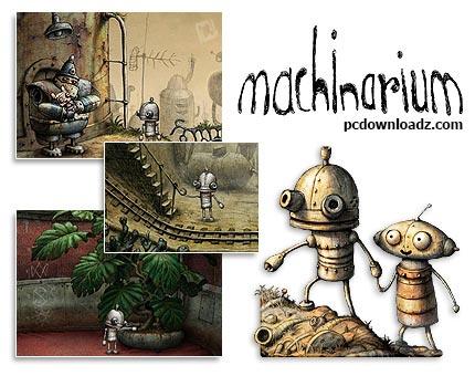 Machinarium Download for PC