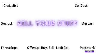 Get Paid to Sell Your Stuff