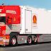 P.Bjarne Andersen Scania 164G 580 + Trailer