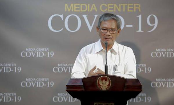 Corona Indonesia Meningkat 227 Kasus, 19 Meninggal