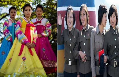 Dilarang Memakai Celana Jeans, Ini 7 Aturan Aneh Cara Berpakaian di Korea Utara