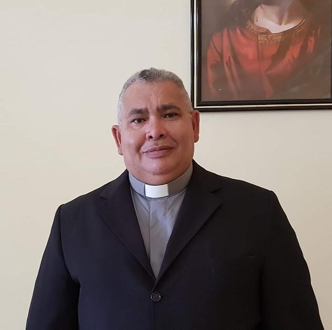 MORRE Padre Ailson Bezerra do Nascimento, ex-pároco de LAJES