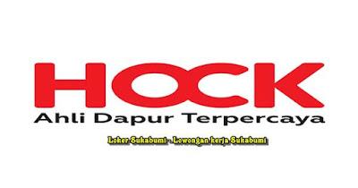 Lowongan Kerja PT Hokinda Citralestari (HOCK) Sukabumi 2021
