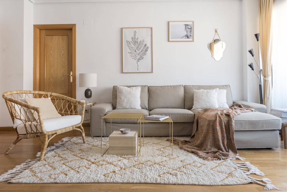 Mis nuevas fundas de sofá: Comfort Works