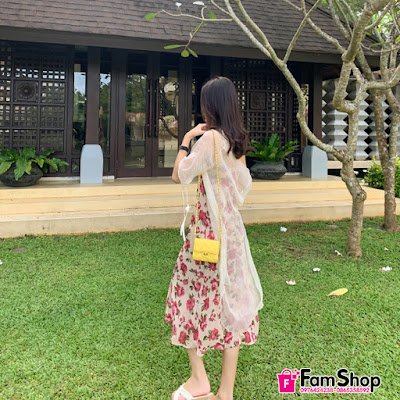 shop ban vay maxi gia re tai Giang Vo