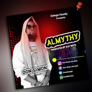 Don Simon - Almighty (Prod. by RayRock)