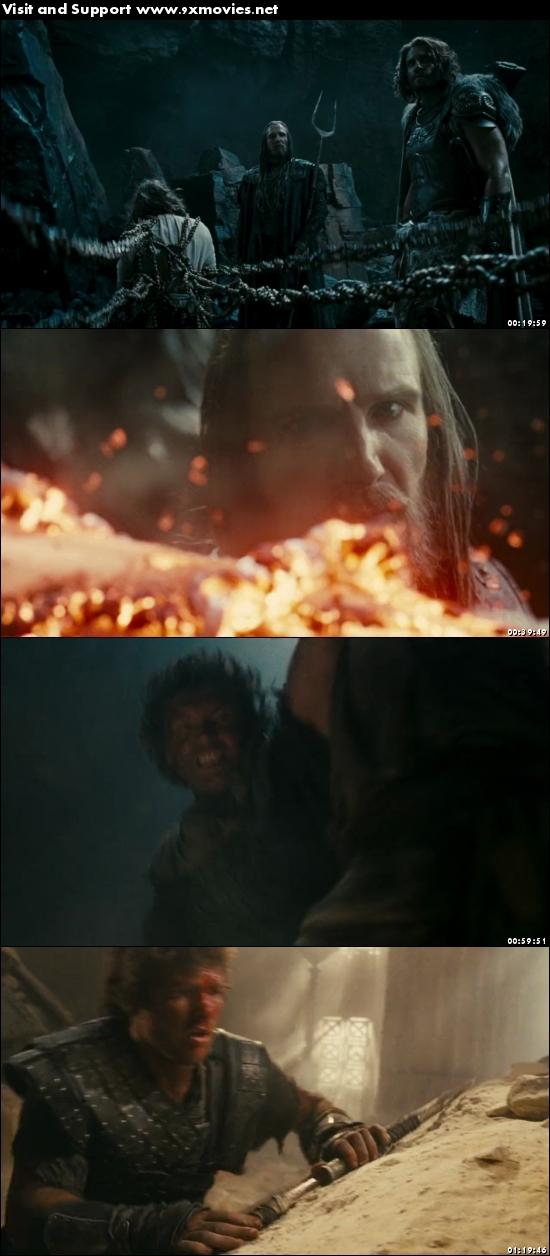 Wrath of the Titans 2012 Dual Audio Hindi 720p BluRay