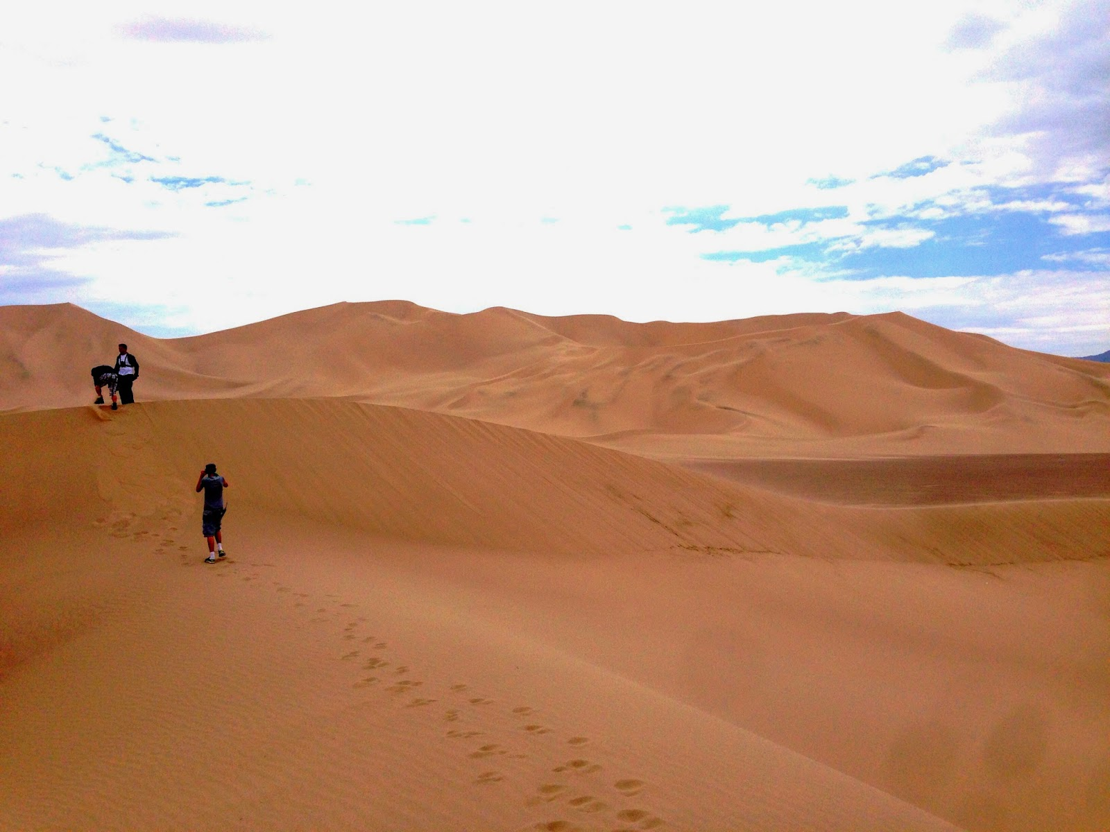 Filming In Death Valley and Dumont Dunes | The Reese Family