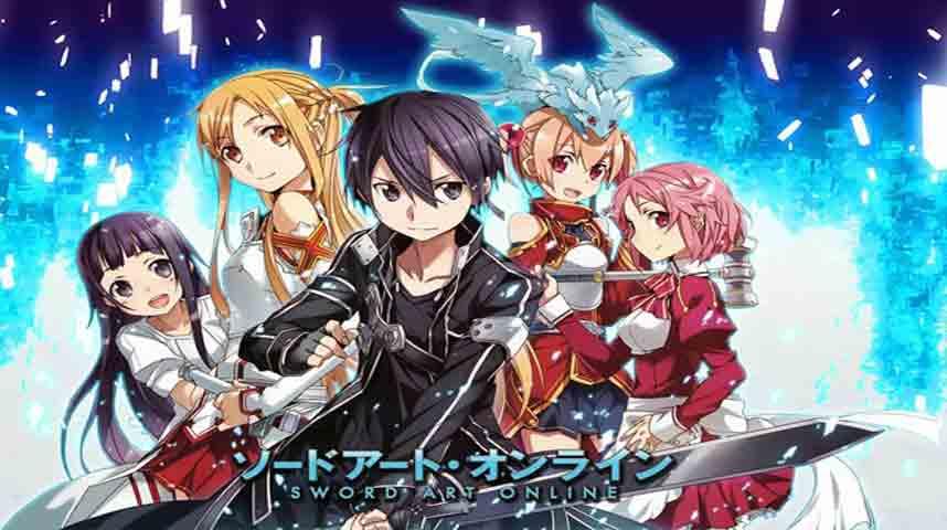 Sword Art Online Season 1 BD (Episode 01 - 25) Subtitle Indonesia