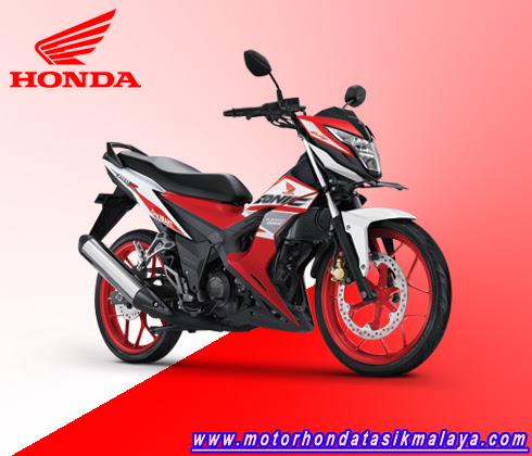 Mau Kredit Motor Honda Sonic Tasikmalaya