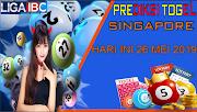 Prediksi Togel Singapore Hari Ini 26 Mei 2019