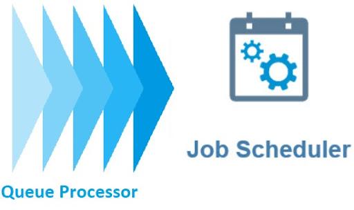 Queue Processor and Job Scheduler in Pega