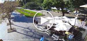 Веб камера міський сад