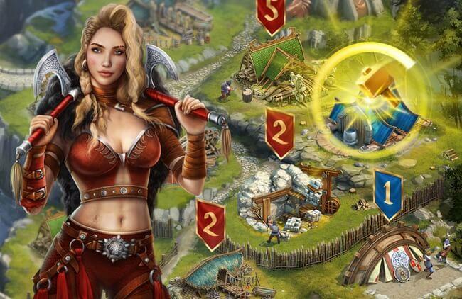 Vikings: War of Clans - Ένα συναρπαστικό παιχνίδι στρατηγικής που θα σας μεταφέρει στον κόσμο των Vikings!