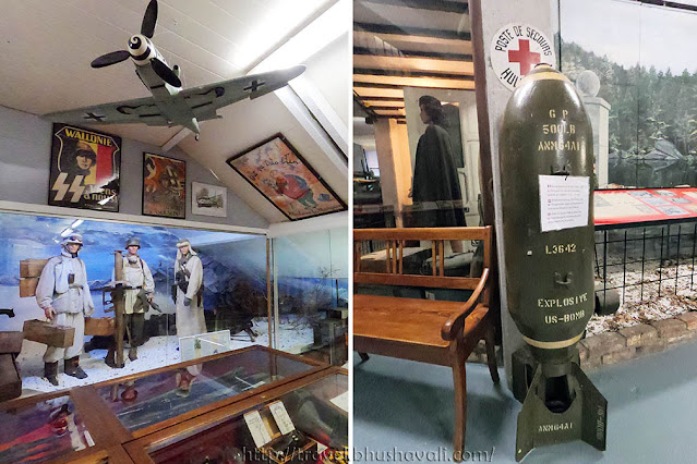 La-Roche-en-Ardenne Musée de la Bataille des Ardennes