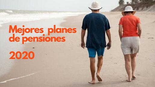 Los mejores planes de pensiones para hacer aportaciones en 2020