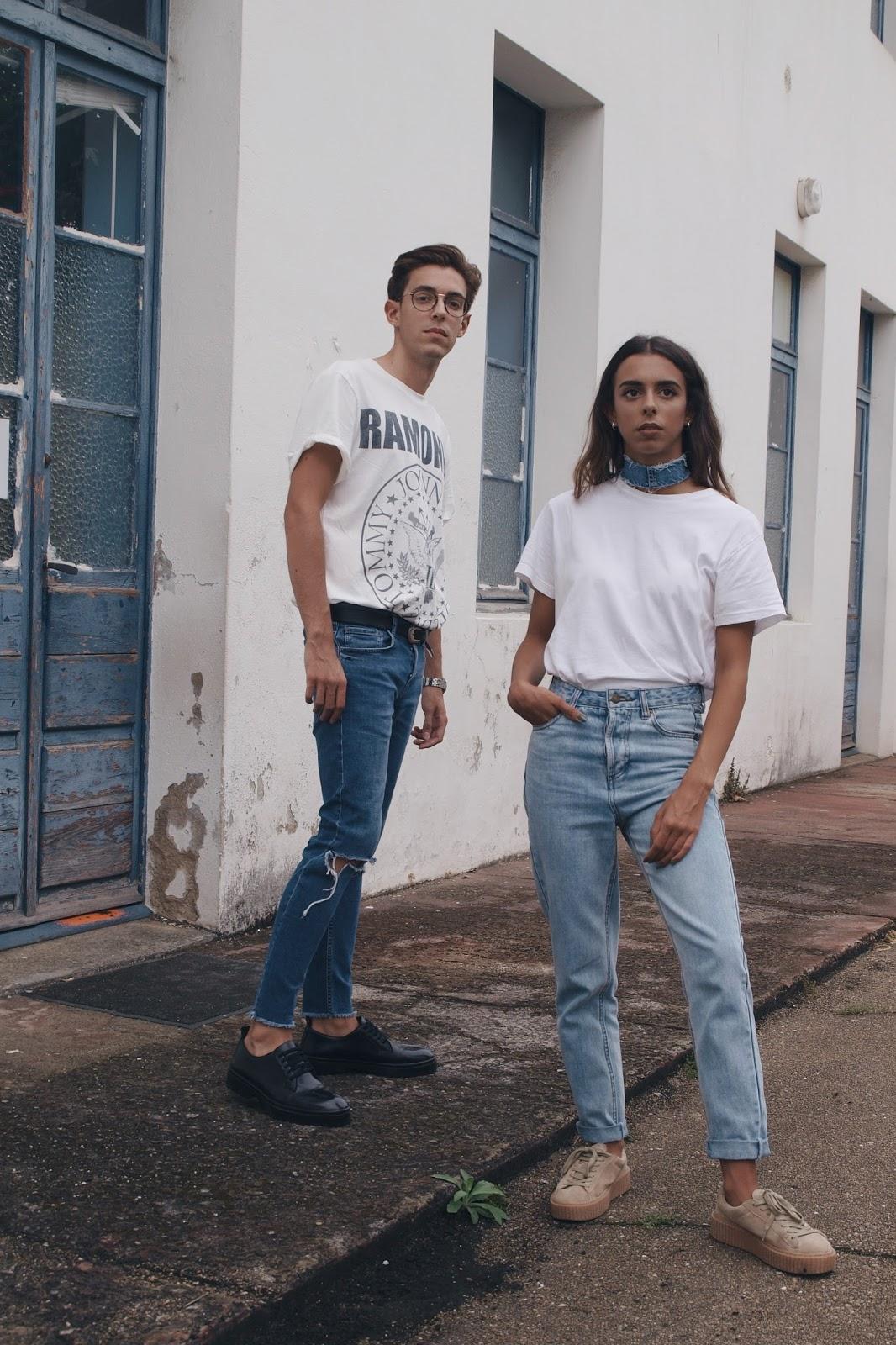 Rock-tee-tshirt-ramones-metallica-h&m-fashion-man-jean-suede-jacket-blog-coastalandco-hendaye 10