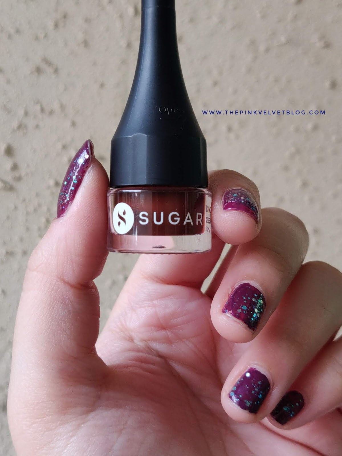 SUGAR Born to Wing Gel Eyeliner - Review and Swatches (All 5 Shades) - Brown Sugar